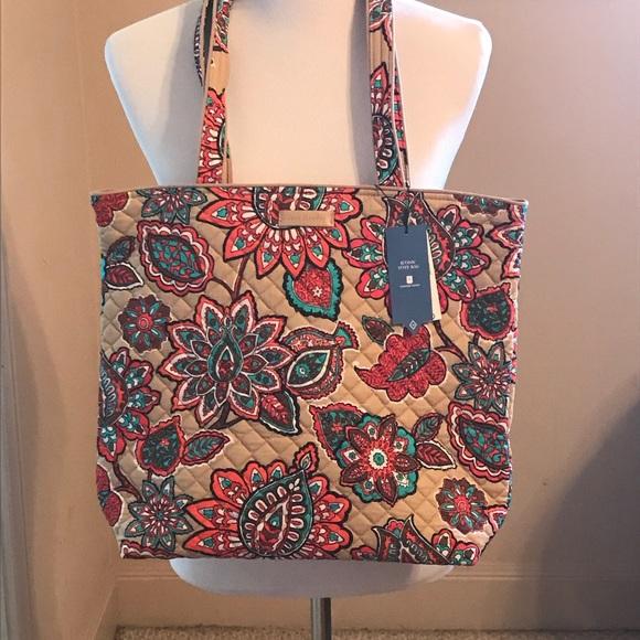 ca594b4d80 Vera Bradley Iconic Tote Bag
